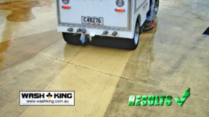 High Pressure Water Cleaning Vacuum Recovery