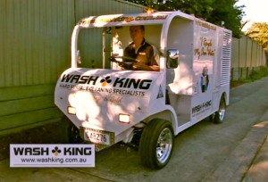 Wash King's Vacuum Recovery is Best